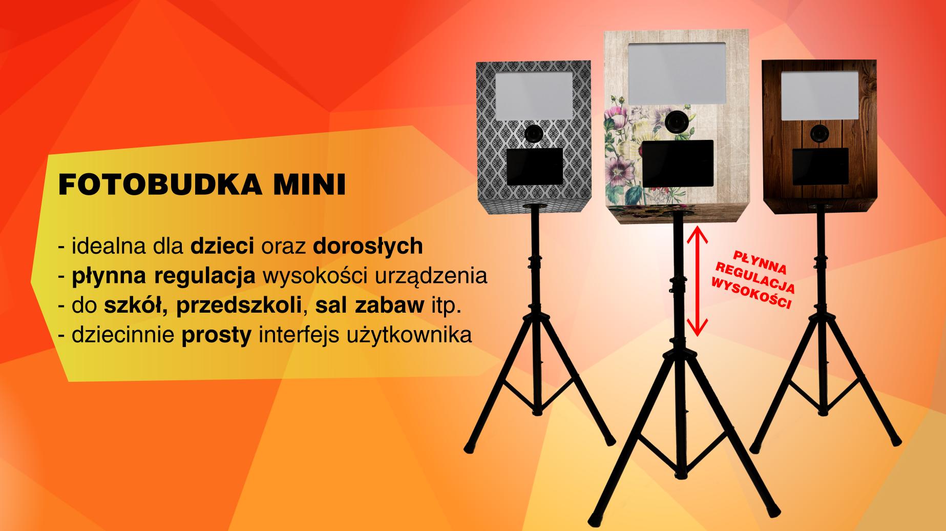 Fotobudka mini
