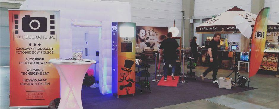 FotoBudka.NET.PL na międzynarodowych targach Film Video Foto w Łodzi!