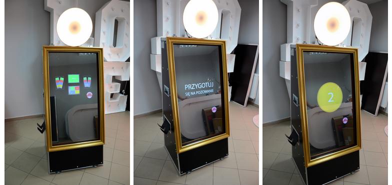 Nowa oferta na magiczne fotolustro selfie mirror – nowe rozmiary i ceny!